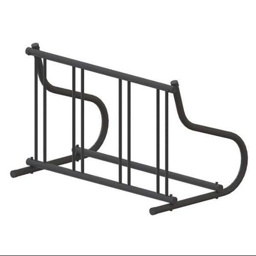 "48"" Single Sided Bike Rack, Black ,Madrax, GR114-B"