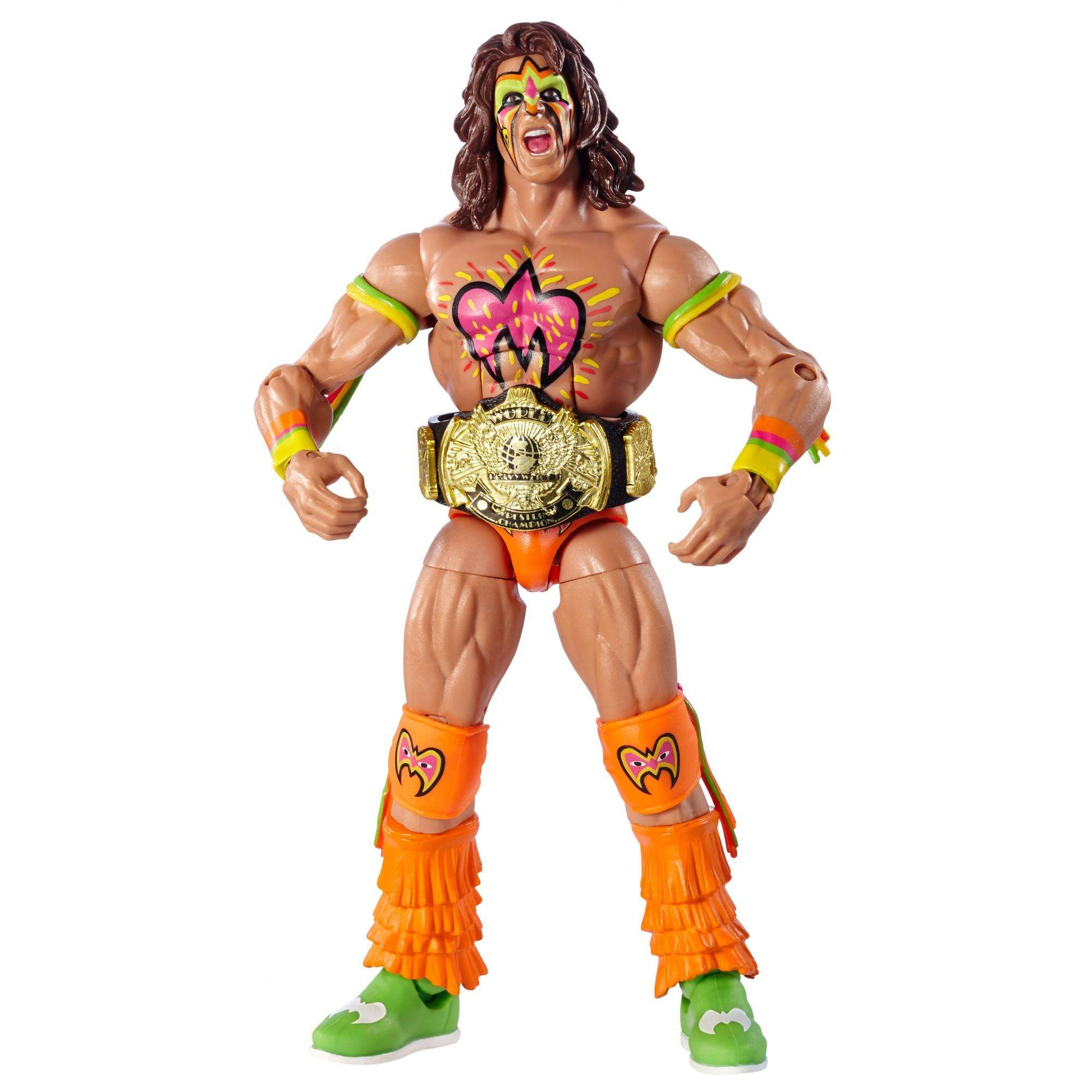 WWE Elite Figure Ultimate Warrior