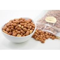 Roasted Spanish Peanuts (1 Pound Bag) (Salted)
