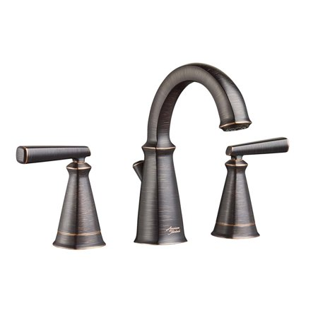 American Standard Edgemere Widespread 2-Handle Bathroom Faucet in Legacy Bronze