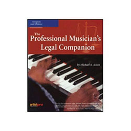 Hal Leonard The Professional Musician's Legal Companion