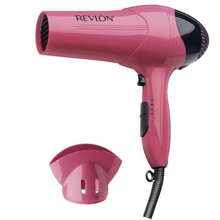 Revlon Essentials Lightweight RV474 Light Hair Dryer, Pink with