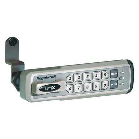COMPX REGULATOR REG-M-R-3 Electronic Keyless Lock,Manual Locking G1836716