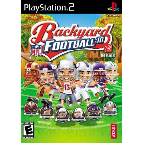 Backyard Football 2010 (PS2) - Pre-Owned