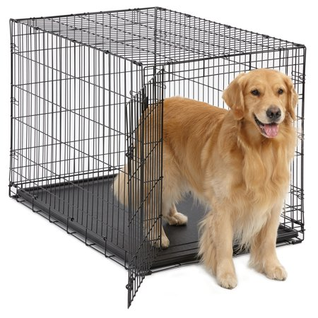 MidWest Single Door iCrate Metal Dog Crate