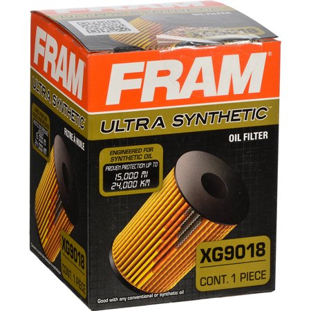 Fram Ultra Synthetic Oil Filter  Xg9018