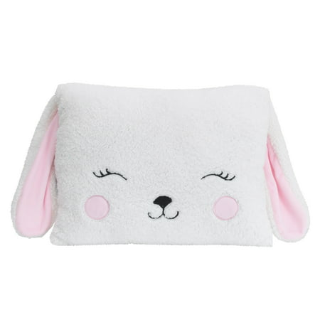 Little Love by NoJo Bunny pillow - Bunny Pillows