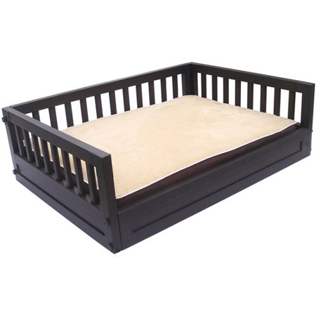 New Age Pet ecoFLEX Raised Pet Bed with Cushion