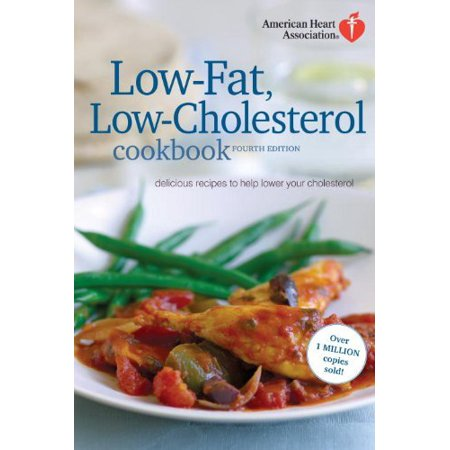 American heart association low fat low cholesterol cookbook by american heart association low fat low cholesterol cookbook by american heart association forumfinder Choice Image