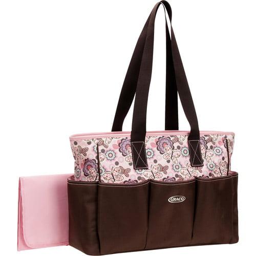 Graco - Carina Tote Diaper Bag