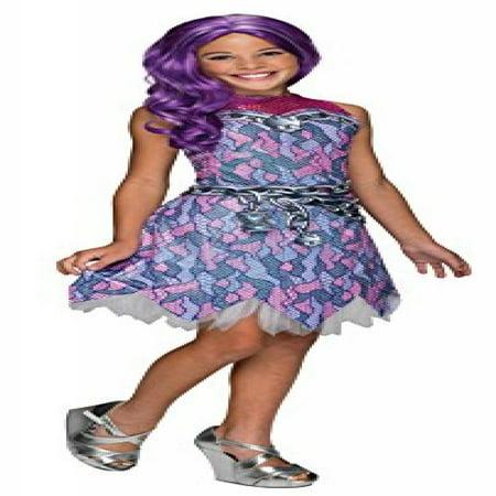 Spectra Vondergeist Halloween Costume (Rubie's Costume Monster High Haunted Spectra Vondergeist Child Costume,)