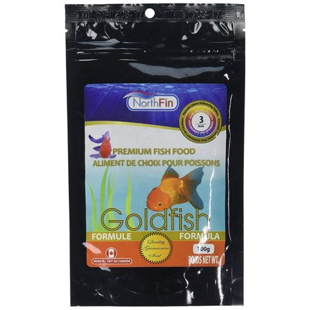 Food Goldfish Formula 3mm Pellet 100 Gram Package, 100 percent high quality, antarctic krill based pellet diet for all types of goldfish By - Based Pellets