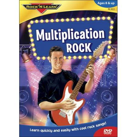 - Rock N Learn: Multiplication Rock (DVD)