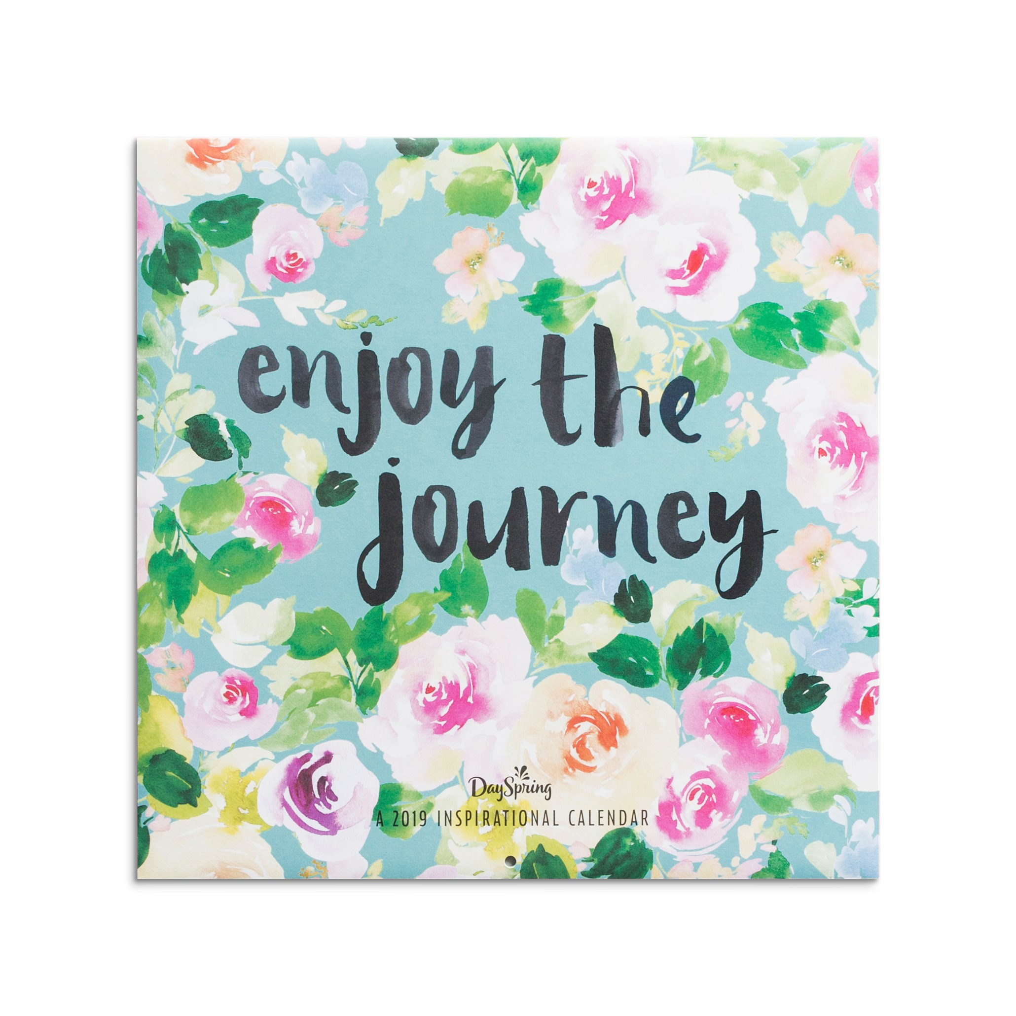 DaySpring  -  DaySpring - 2019 wall Calendar - Enjoy the Journey