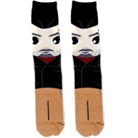 The Walking Dead-Chibi-Unisex Crew Sock-1 Pair-One Size Fits Most-Negan