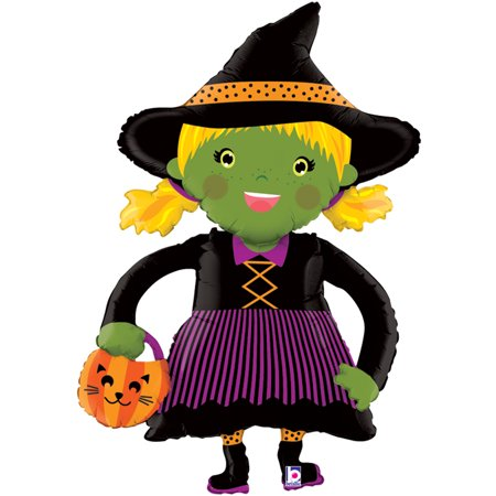 Betallic Halloween Little Witch Costume Linking 45