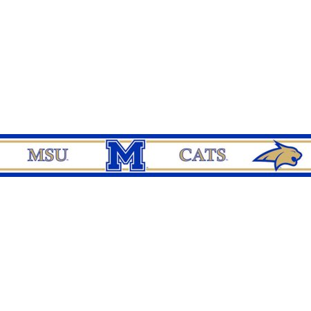 montana state peel and stick wallpaper border