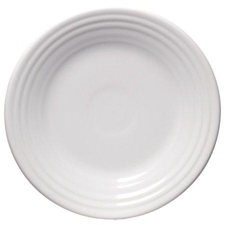 Homer Laughlin Bread Plate (Homer Laughlin 466100 Fiesta White 10.5