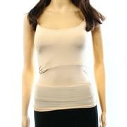 Wacoal NEW Nude Beige Solid Women's Size 32 Shaping Tops Shapewear