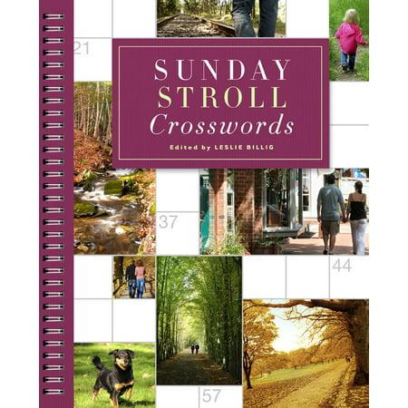 Sunday Stroll Crosswords (Billig Mode-männlich)