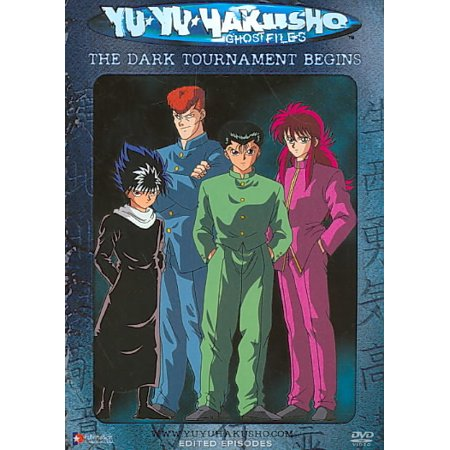 Yu Yu Hakusho - Dark Tournament (Uncut)