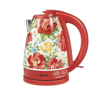 The Pioneer Woman Vintage Electric Kettle 1.7-Liter Deals