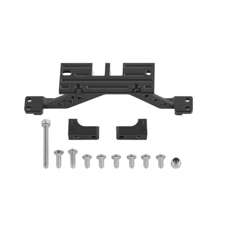 Front/Rear Axle Reinforcement Alloy 4 Link Rod Axle Mount Set For Axial Scx10 - image 1 of 8