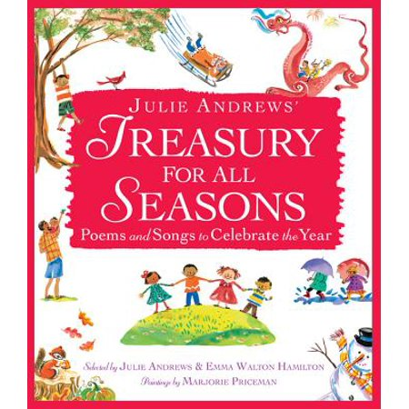 Julie Andrews' Treasury for All Seasons : Poems and Songs to Celebrate the Year - Time Of Year Halloween Song