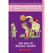 Dear Dumb Diary: Can Adults Become Human? (Paperback)