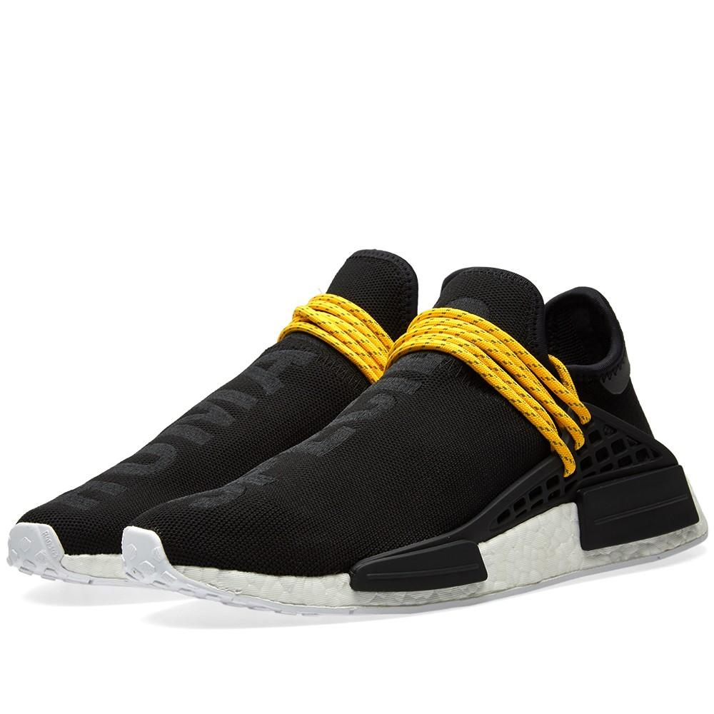 Adidas X PHARRELL WILLIAMS HU HUMAN RACE NMD - BB3068-10 ...