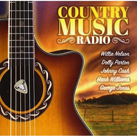 Seattle Radio Halloween Music (Country Music Radio / Various)