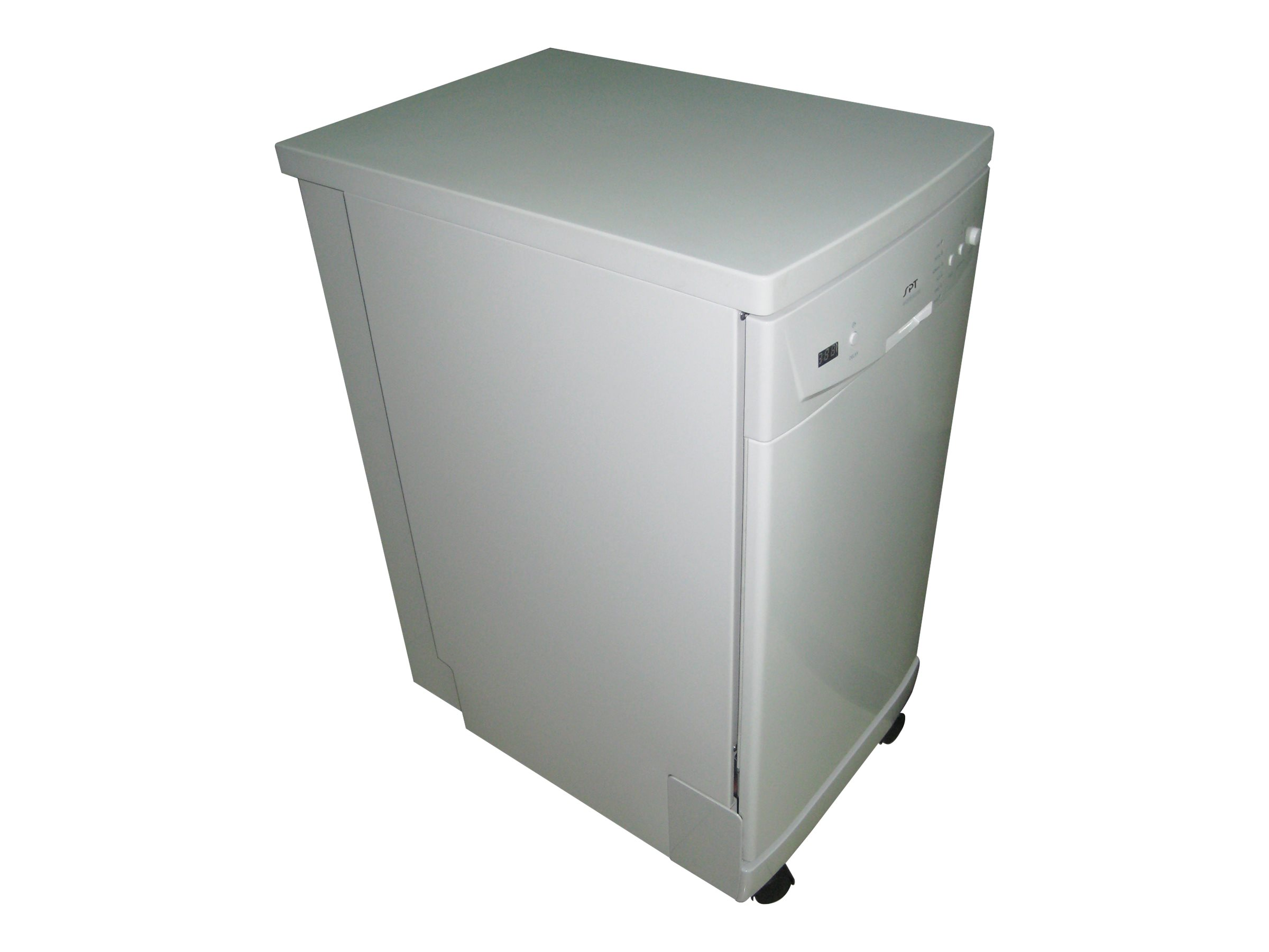 SPT SD 9241SS Energy Star Portable Dishwasher, 18 Inch, Stainless Steel    Walmart.com