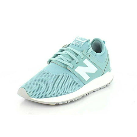New Balance WRL247SB: 247 Classic Storm Blue White Womens Lifestyle Sneakers (6 B(M) US, Blue)