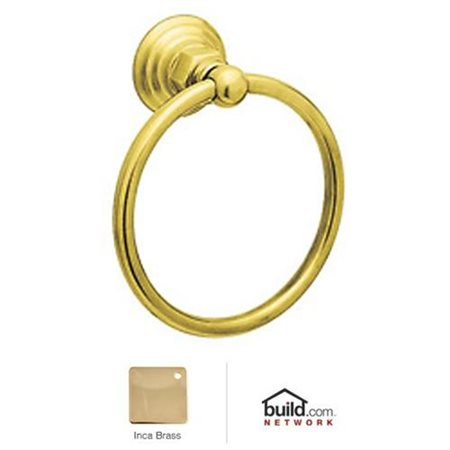 """Rohl Country Bath 6"""" Towel Ring, Available in Various Colors"""