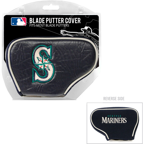 Team Golf MLB Seattle Mariners Golf Blade Putter Cover