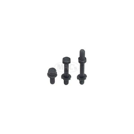 MACs Auto Parts  60-42861 Exhaust Manifold Ramplok Bolt Set - 351W V8 - Ford &