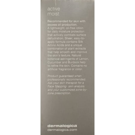 Best Dermalogica Active Moist Facial Moisturizer, 3.4 Fl Oz deal