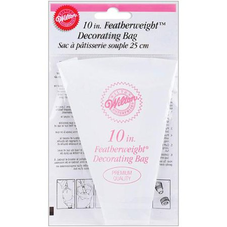 Wilton Featherweight Cake Decorating Bags : Wilton Featherweight Cake Decorating Bag - Walmart.com