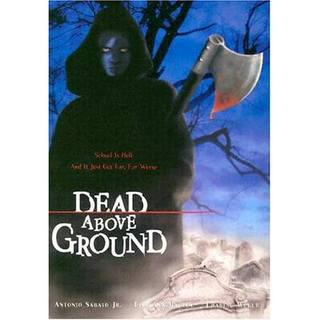 Dead Above Ground (DVD) Ground Chuck Burgers