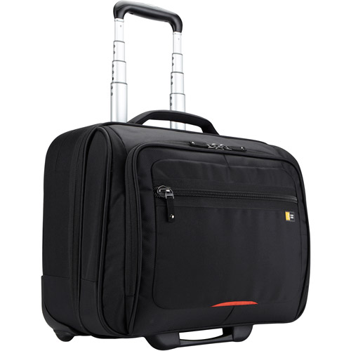 Case Logic Laptop Roller, Black
