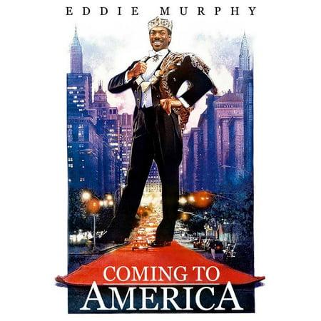 Halloween 1988 (Coming to America (1988) 11x17 Movie)