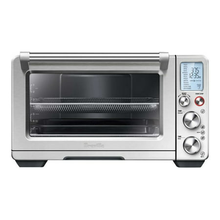 Breville BOV900BSS the Smart Oven Air - Electric oven - convection - 29.9 qt - 1800 W
