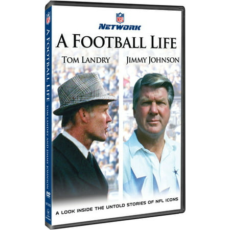 A Football Life: Tom Landry and Jimmy Johnson - Jimmy Kimmel Show Halloween