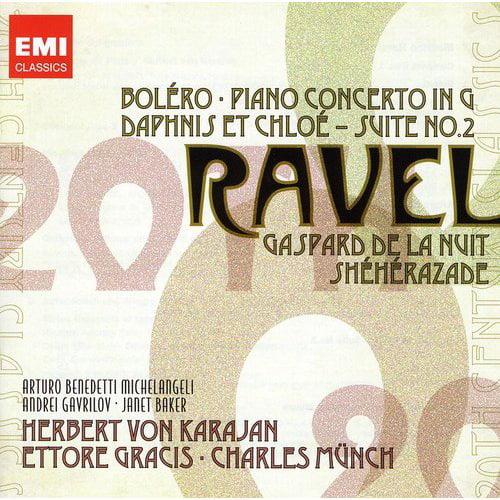 Ravel: Bolero Piano Cto / Various