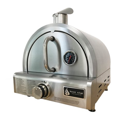 Mont Alpi Portable Pizza Oven (Best Outdoor Wood Fired Pizza Oven)