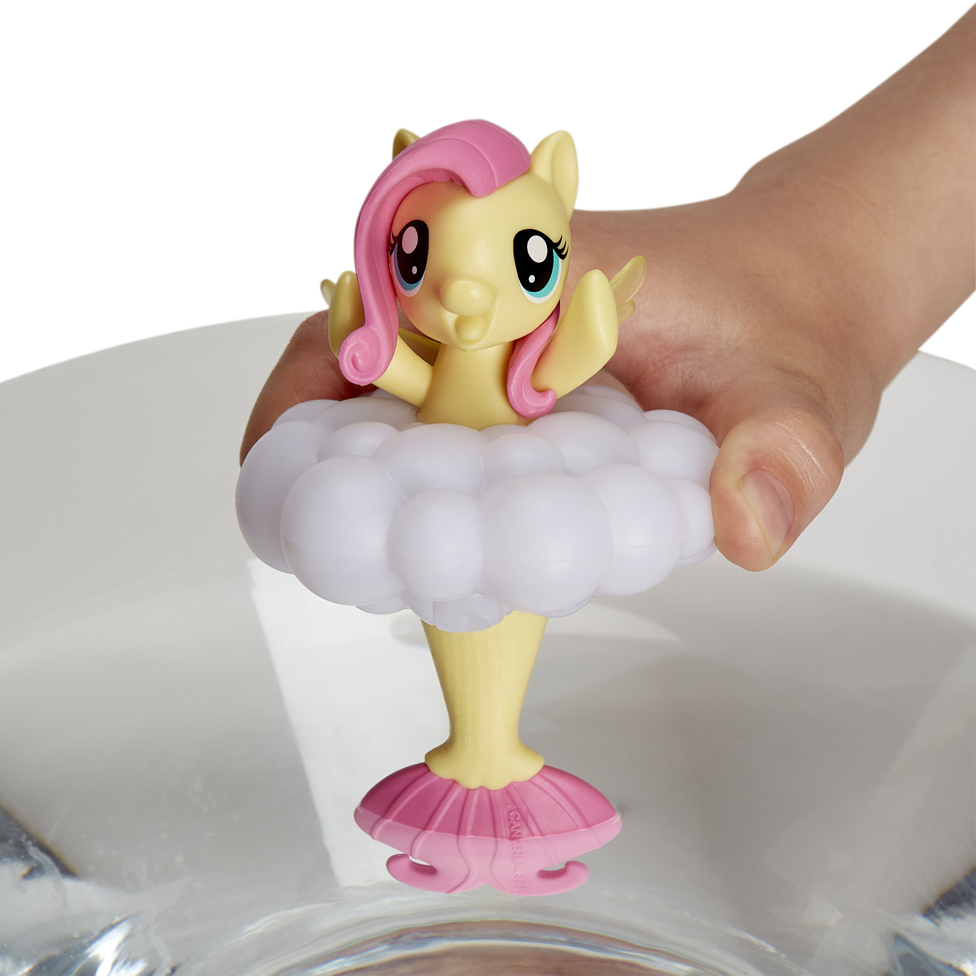 My Little Pony Rainbow Lights Rainbow Dash Floats in Water Batteries Included