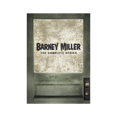 Barney Miller: The Complete Series (Barney With Glasses)
