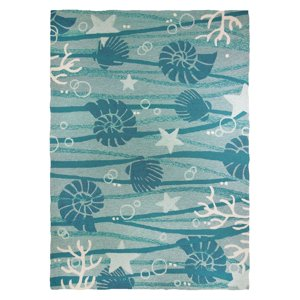 Homefires La Mer Indoor|Outdoor Area Rug