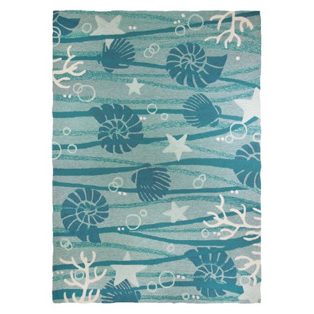 Homefires La Mer Indoor/Outdoor Area Rug