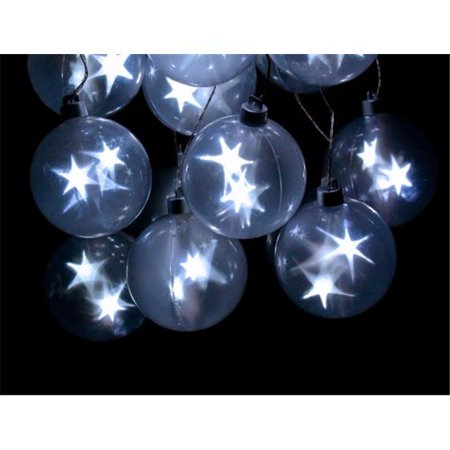 Fortune Products SS-SL6W StarSphere String Light - image 1 of 1